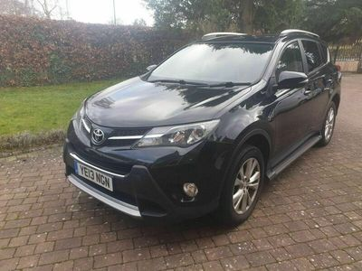 used Toyota RAV4 2.2 D-4D Invincible 4WD 5dr