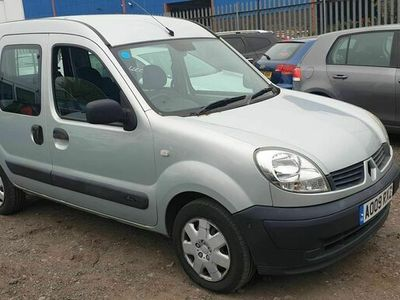 used Renault Kangoo 1.6 16v Authentique 5dr