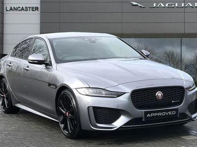 used Jaguar XE 2.0D R-Dynamic Se 4Dr Auto