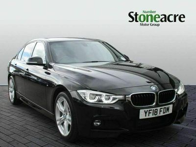 used BMW 320 3-Series d M Sport 4dr Step Auto