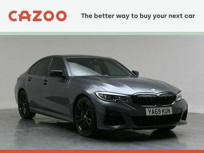 used BMW M340 3 Series 3L i 4dr