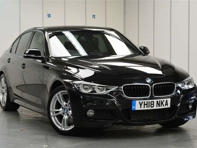 used BMW 320 3 Series d M Sport Saloon 2.0 4dr
