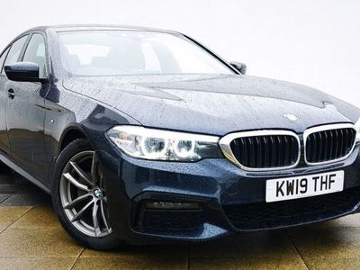 used BMW 520 5 Series I M Sport 4Dr Auto