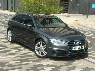 used Audi A3 Sportback 1.4 TFSI CoD S line S Tronic 5dr