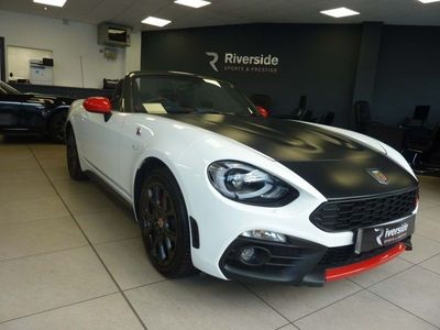used Abarth 124 Spider 1.4 MultiAir GT Roadster Auto 2dr