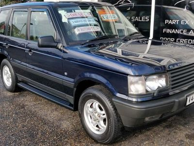 used Land Rover Range Rover 2.5 TD DT 5dr Auto