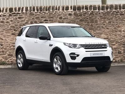 used Land Rover Discovery Sport 2017 Dundee SE