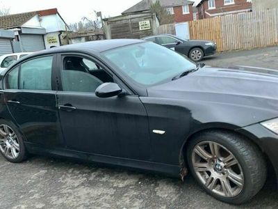 used BMW 318 3 Series 2.0 d M Sport 4dr