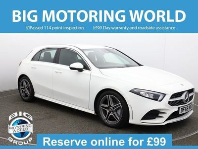 used Mercedes A250 A ClassAMG LINE 2.0 5dr