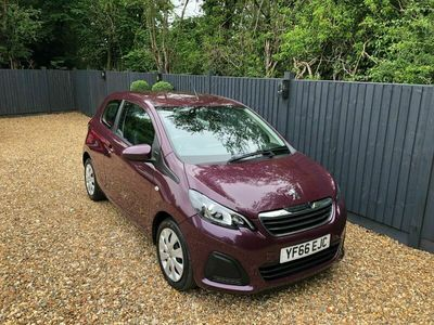 used Peugeot 108 1.0 VTi Active 3dr