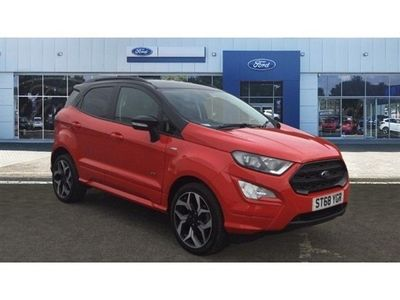 used Ford Fiesta 1.0 EcoBoost Hybrid mHEV 125 Trend 5dr