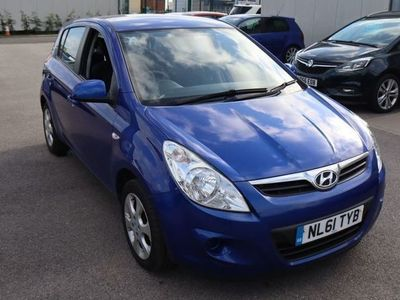 used Hyundai i20 1.2 COMFORT 5d 77 BHP MORE CLEARANCE STOCK ON OUR WEBSITE