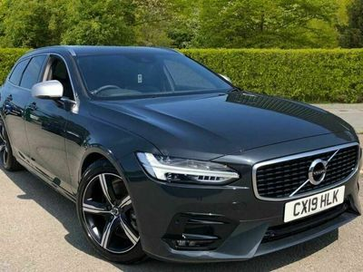 used Volvo V90 2.0 T4 R Design 5Dr Geartronic