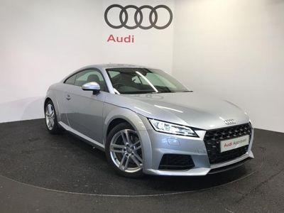 used Audi TT 2019 Altens TFSI SPORT