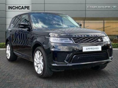 used Land Rover Range Rover Sport Diesel Estate 3.0 D300 HSE Dynamic 5dr Auto
