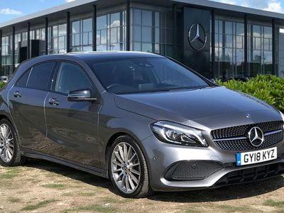 used Mercedes A200 A CLASS HATCHBACKAMG Line Premium Plus 5dr Auto