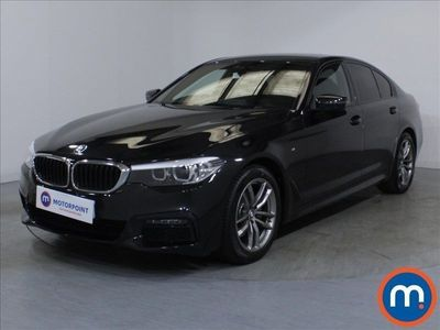 used BMW 520 5 SERIES 2019 Birtley d M Sport 4dr Auto