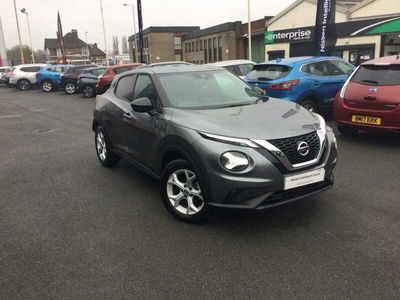 used Nissan Juke 1.0 DiG-T N-Connecta 5dr DCT Auto