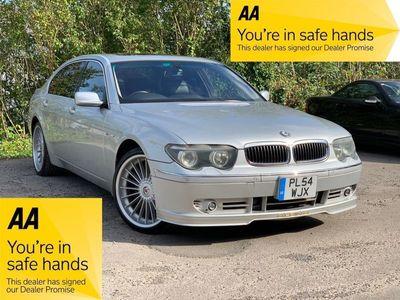 used BMW 760L 7 Series I 6.0 4dr