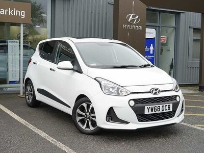used Hyundai i10 1.2 Premium SE 5 Door