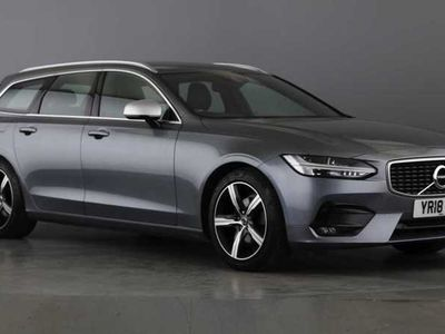 used Volvo V90 2.0 D4 R DESIGN 5dr Geartronic