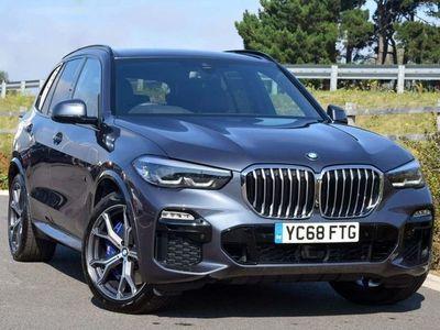 used BMW X5 xDrive40i M Sport 5dr Auto