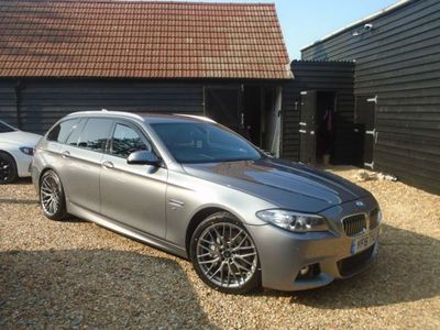used BMW 525 5 Series 2.0 d M Sport Touring 5dr
