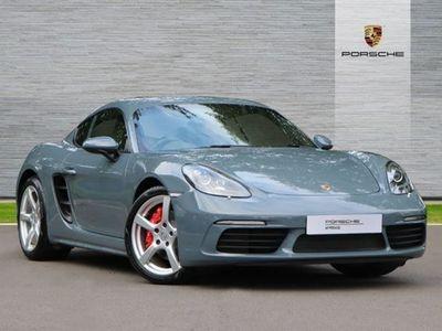 used Porsche Cayman 2.5 S 2dr