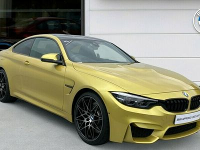 used BMW M4 M42dr DCT [Competition Pack]