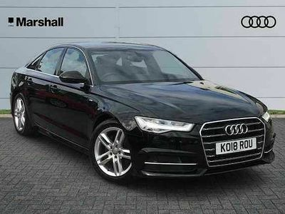 used Audi A6 Saloon S line 1.8 TFSI 190 PS S tronic
