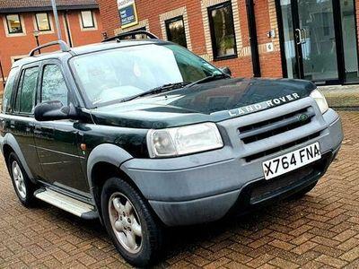 used Land Rover Freelander 2.0 TD4 5dr
