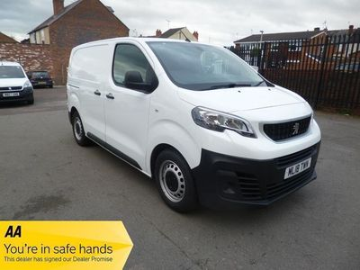 used Peugeot Expert BLUE HDI PROFESSIONAL COMPACT