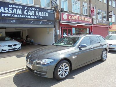 used BMW 518 5 Series 2.0 d SE Touring 5dr
