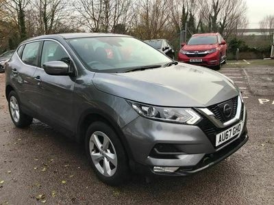 used Nissan Qashqai 1.2 DiG-T Acenta 5dr