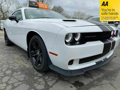 used Dodge Challenger SXT V6 3.6L Petrol Automatic LHD 2dr