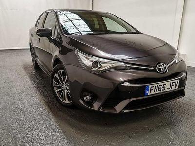 used Toyota Avensis 2.0D Business Edition Plus 4dr