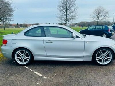 used BMW 120 1-Series Coupe d M Sport 2d Step Auto
