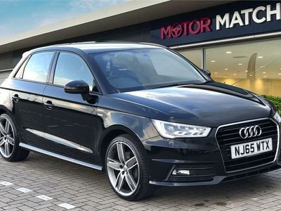 used Audi A1 1.4 Tfsi 150 S Line 5Dr