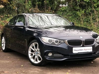 used BMW 430 4 Series d xDrive Luxury 2dr Auto [Professional Media]