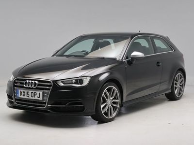 used Audi A3 S3 TFSI Quattro 3dr [Nav] - DRIVING MODES - SPORTS SEATS - WIFI 2.0