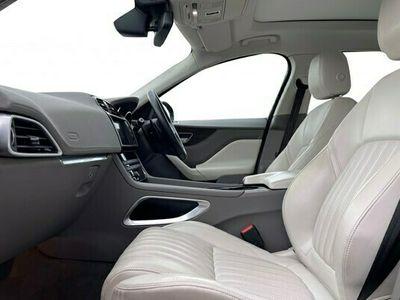 used Jaguar F-Pace 2.0 i4 Diesel (180PS) Portfolio AWD 5dr