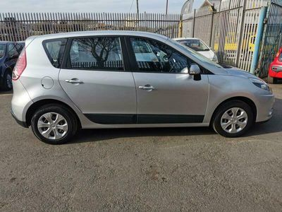 used Renault Scénic Estate 1.5 dCi Expression 5d