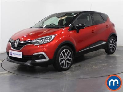 used Renault Captur 1.3 TCE 150 S Edition 5dr EDC