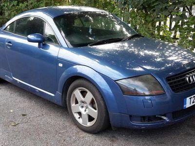 used Audi TT 1.8 T Quattro 2dr [180]
