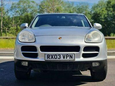 used Porsche Cayenne Estate S 4.5 V8 5d Tiptronic