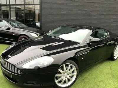 used Aston Martin DB9 Coupe V12 2d Auto