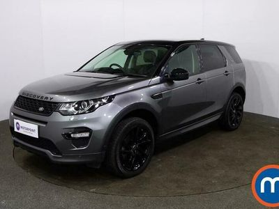 used Land Rover Discovery Sport 2.0 TD4 180 HSE Dynamic Lux 5dr Auto