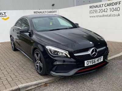 used Mercedes CLA250 ClaAMG 4dr