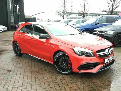 used Mercedes A45 AMG A Class Amg Hatchback4Matic 5dr Auto 2.0