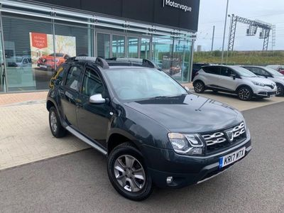 used Dacia Duster 5Dr 1.2 TCe 125 Laureate 4x2